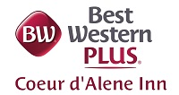 New Best Western PLus Coeur d'Alene Inn Logo