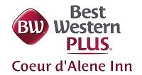 New Best Western PLus Coeur d'Alene Inn Logo
